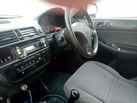 1998 Honda civic car in a very good Condition. No mechanical work. .