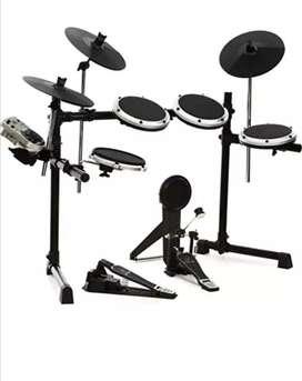 Electric drum kit /behringer XD80USB