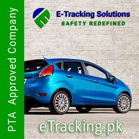 Car Tracker with Live View - Silver Package (PTA approved)