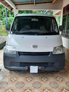 Dijual cepat Daihatsu gran max bil vwn