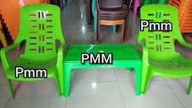 Set kursi teras taman