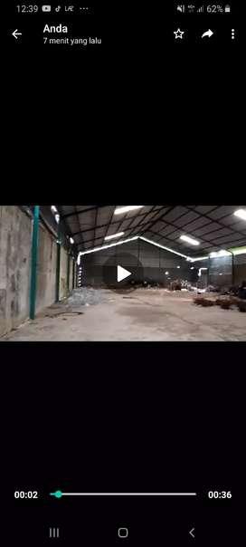 Gudang di Sewakan..Nol jalan propinsi..Mojosari  Mojokerto
