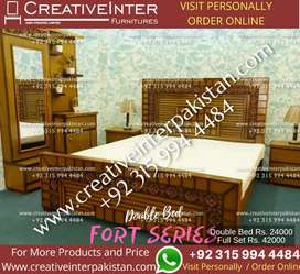 Double bed bestprice sofa set double office table chair dining almari