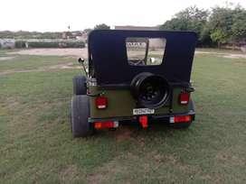 Yabav Motors Jeep