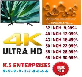 maha diwali looto offer 70% off 43 inch full smart android led tv