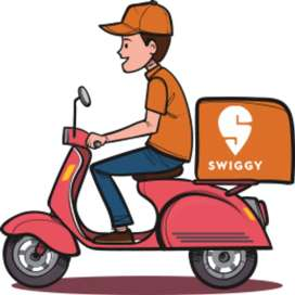 Require for Swiggy Delivery Executive