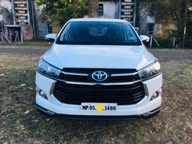 Toyota INNOVA CRYSTA Touring Sport 2.4 Manual, 2017, Diesel