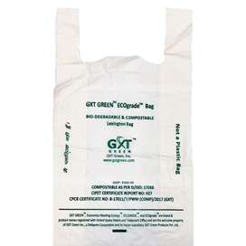 Compostable & biodefrable carry bags