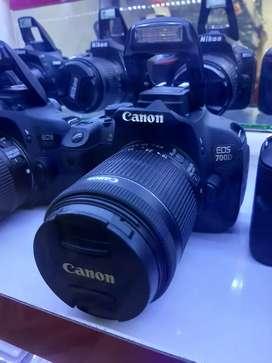 Kredit kamera canon 700D