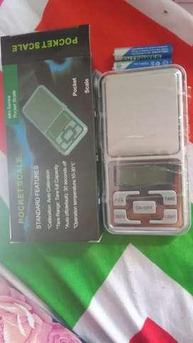 Timbangan Emas Digital Pocket Scale 0,01-200gram