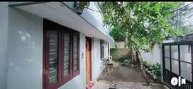 5 cent square plot with a house near alappuzha railwaystation