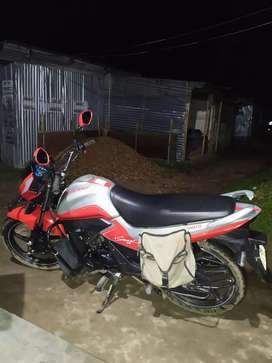 New modal n new byk very good condition