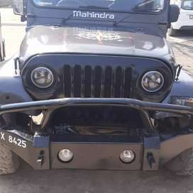 Army jeep MM550 fully modified