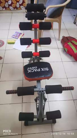 Six packs abs Excicer machine