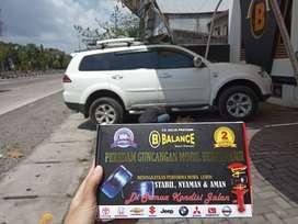Readystock, Tingkatkan KENYAMANAN mobil dngn Peredam Guncangan BALANCE