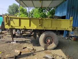 2 wheel truck