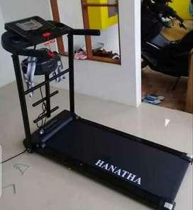 Best Seller Promo Treadmill Elektrik Multifungsi