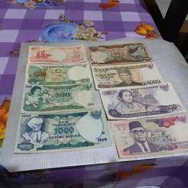 Uang koleksi pribadi dijamin murah