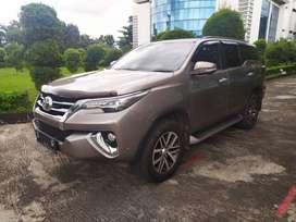 Toyota Fortuner 2.4 VRZ (4X2) Diesel Matik 2016 Istimewa