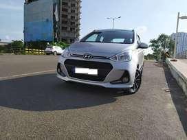 Hyundai Grand I10 Sportz Automatic 1.2 Kappa VTVT, 2017, Petrol