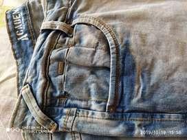 Mufti light sky blue almost brand new jeans 36 waist