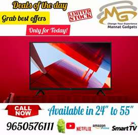 40 inch Smart LED TV {Brand New} latest OS