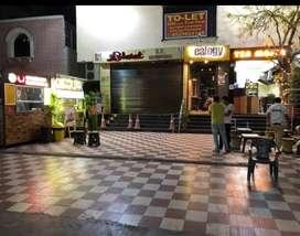Shop , space available for tandori tea, cafe in raja park