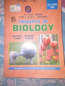 Biology text book for C.H.S.E +2 EXAM, RASTOGI PUBLICATION