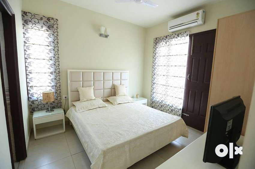2Bds -2Ba -1050 ft2 Owner free 2 bhk fully furnished flat for rent. 0