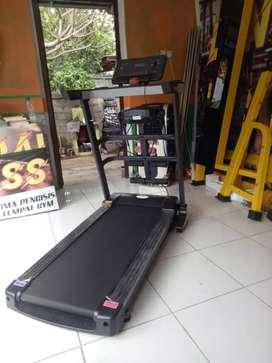 Treadmill support elektrik PROMO gratis DUMBLE 20 kg