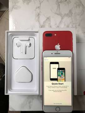 Iphone 7 32 GB 6 months old with good battery health  We have both sec