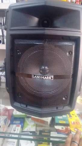 Trolly speaker landmark
