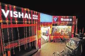 Vacancy Opening shopping Mall job