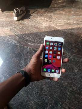 Iphone 6splus 64 gb rose gold exchnge also available