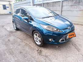 Ford Fiesta 1.6 Sporty 2011 A/T