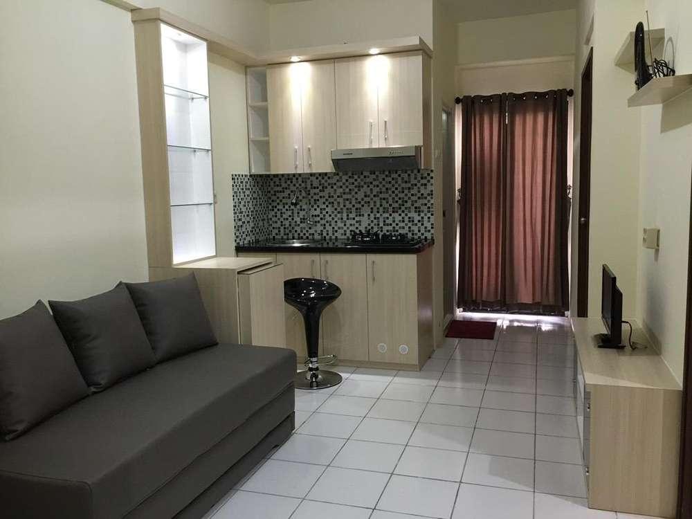 dijual murah 2br furnished kemang view apartemen bekasi
