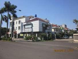Rumah Modern Minimalis, Hoek di Permata Puri Media Blok.C1