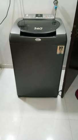 Whirlpool Top Load Fully Automatic 8 Kg