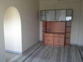 2 BHK semi-furnished flat available for sale at Nandanvan 80 ft. road