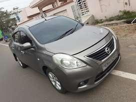 Nissan Sunny XV D, 2012, Diesel