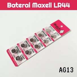 GROSIR BATERAI MIKRO LR44 LR41 LR1130 CR2016 CR2025 CR2032 DLL