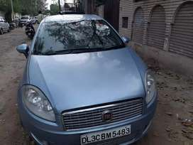 Fiat linea cng fitted with good condition
