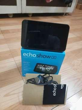 Compact echo show