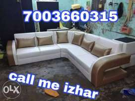 Any kind of sofa are available in my workshop