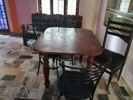 2 BEDROOM FURNISHED  HOUSE GROUND FLOOR FOR RENT AT KADAVANTHRA