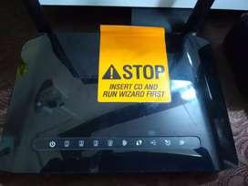 Dlink DSL 2750U  .modem router used for 6 months