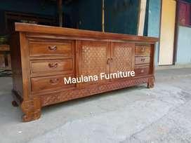 Bufet meja tv ready furniture