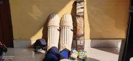 Cricket kit all set