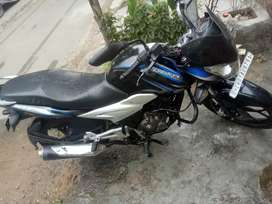 Bajaj discover 125st good condition chandigarh number
