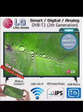 Harga Super Promo LG 32LM630 SMART TV Dynamic Color